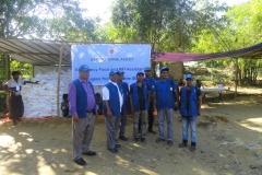 3rd day Jamtali camp, Ukhia-1