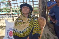 Raima Kathun (42), Jatimura camp, Taknaf