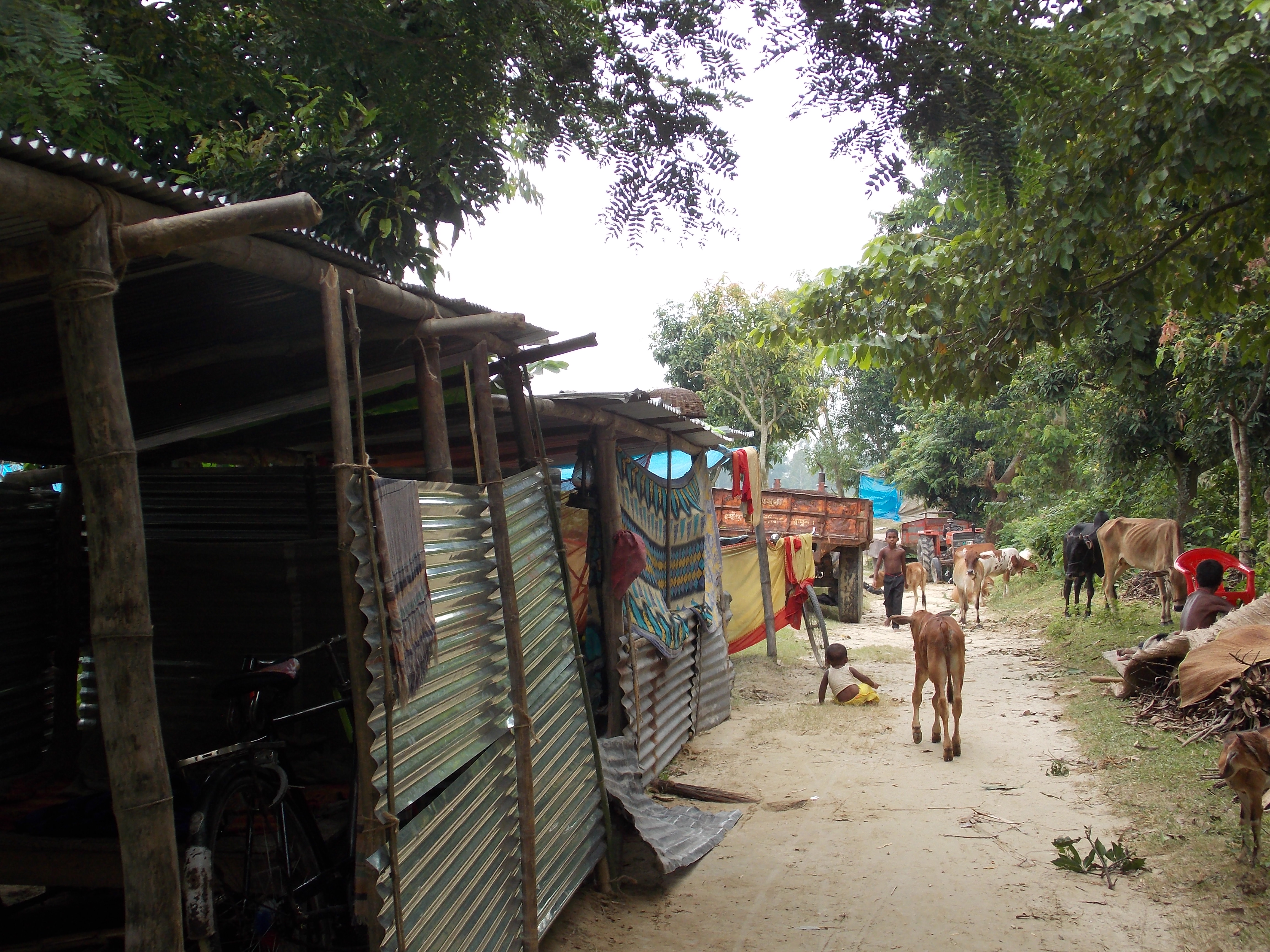 Shelter on the embankmet001