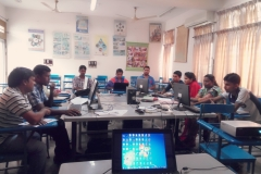 Webportal Training at Dhaka Regional Office