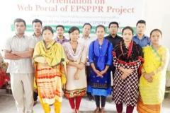 Webportal Training at Mymensingh Regional Office