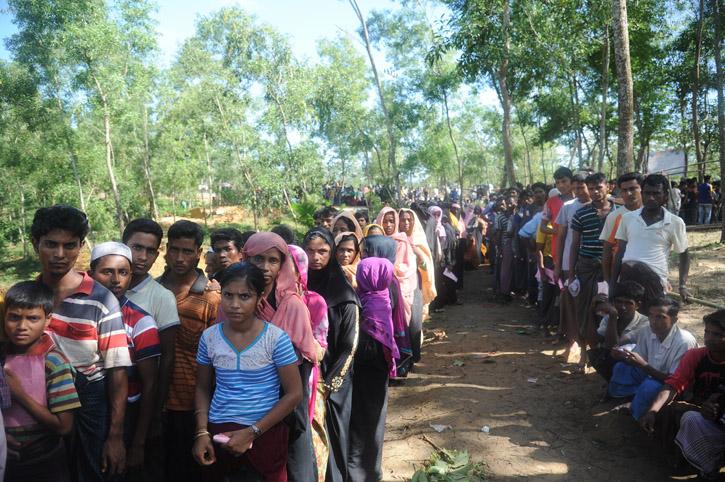 Rohingya Relief (3)