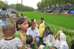 Refugees from Rakhain State