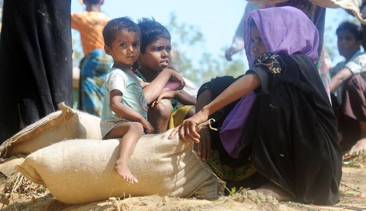 Rohingya Relief (4)