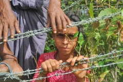 thumbnail_Barbed wire (Rohingya refugees-) (6)