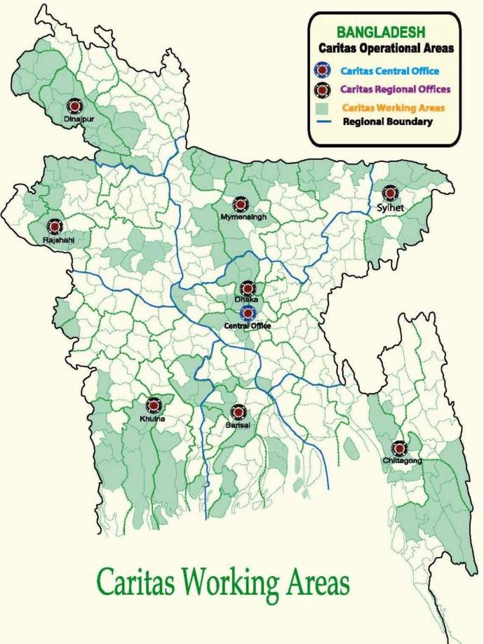 Around Bangladesh