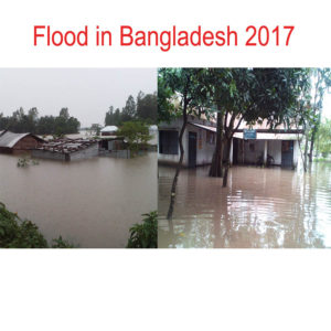 Flood in Bangladesh 2017